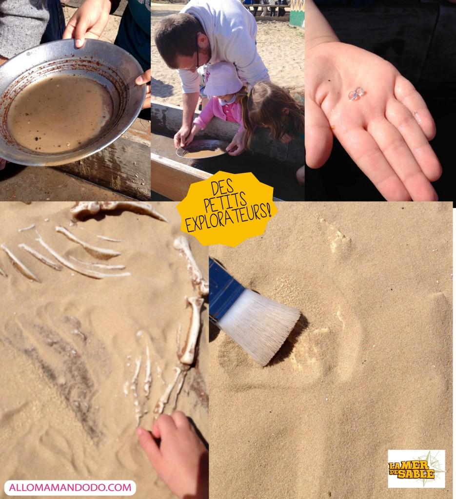 sable mer de sable