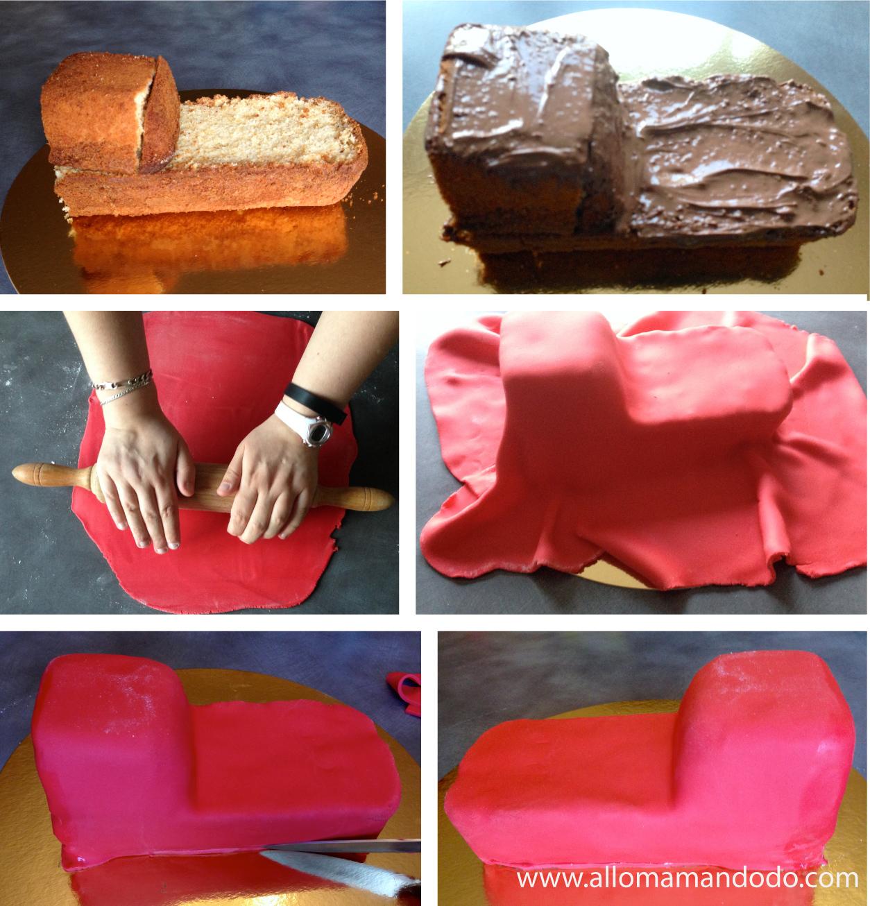 Très Tuto Gâteau de Pompier Anniversaire AP88