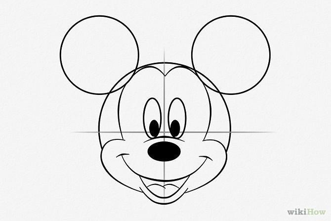 Tuto Diy Le G 226 Teau Mickey Allo Maman Dodo
