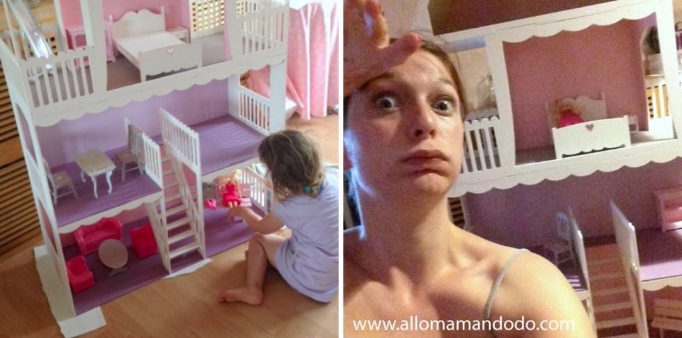 maison de poupée kit mini créa