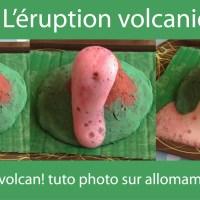 Fabrique un volcan en éruption! (Idée DIY pour enfants)
