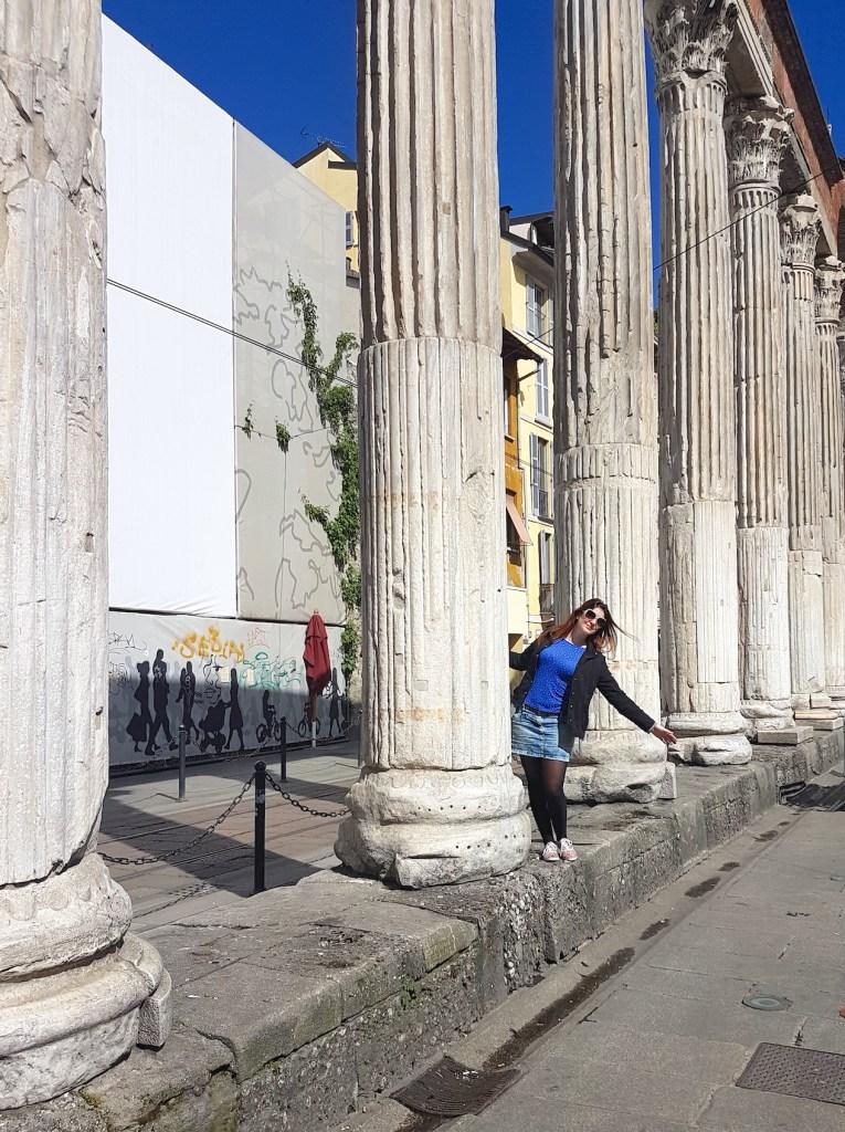 colonnes milan balade