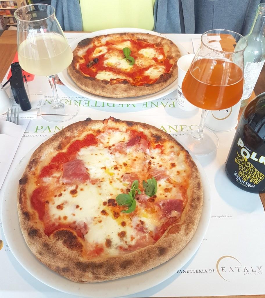 pizza milan delicieuse