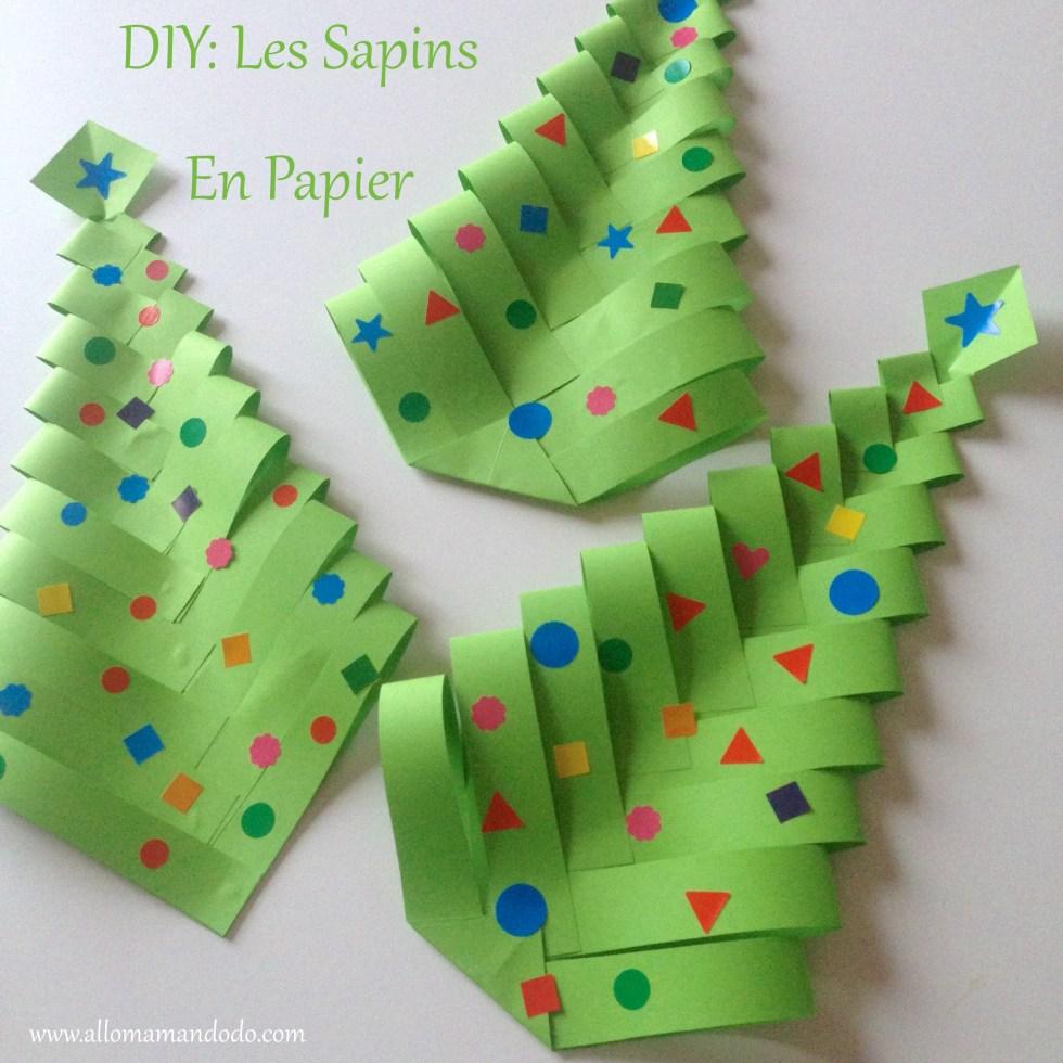 fabriquer-des-sapins-de-noel-en-papier