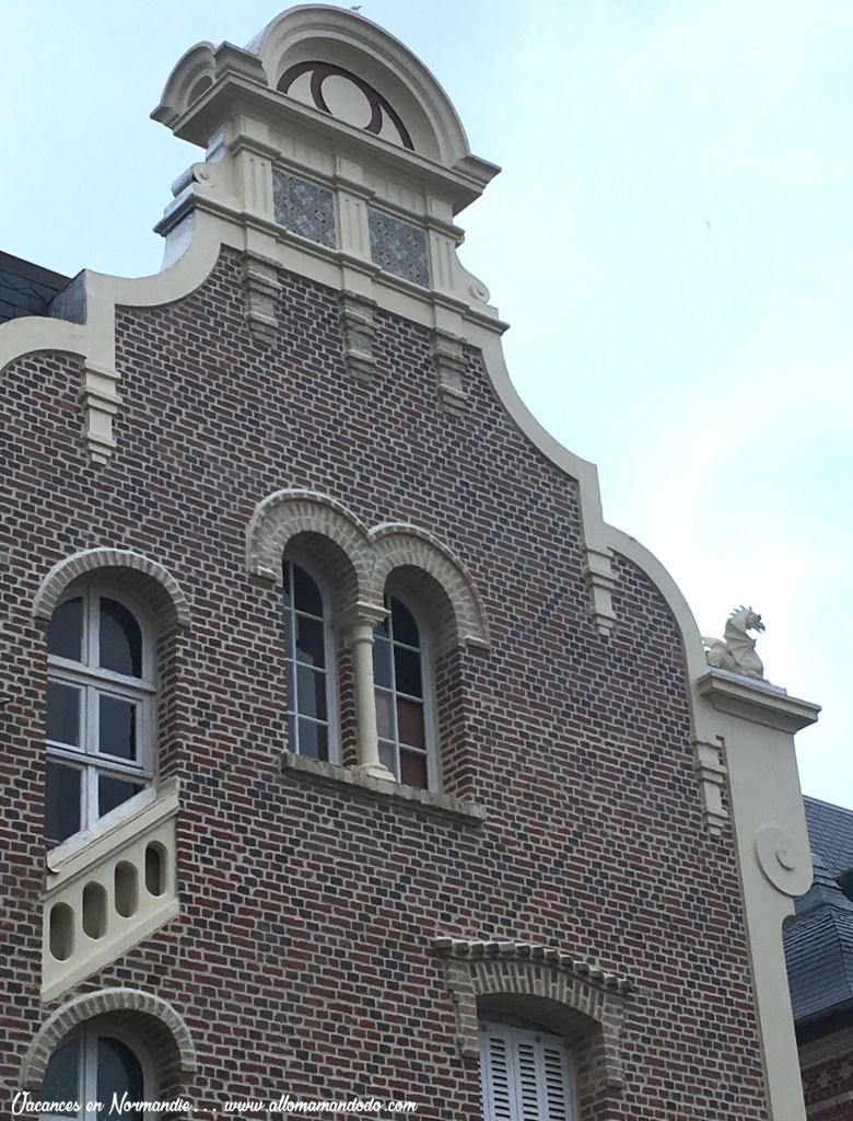 houlgate architecture normande