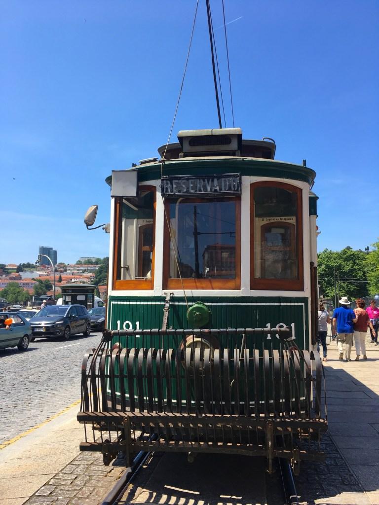 porto tramway