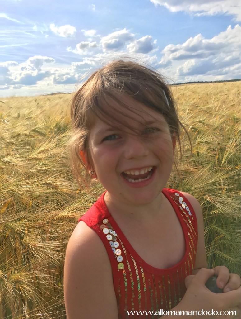 blé rire champ allomamandodo