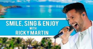 Smiles, Sings & Enjoy with the All On 4 Cancun
