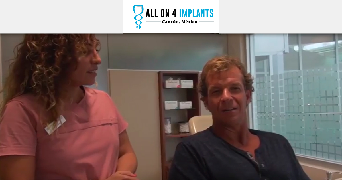 All-on-4 Happy Patient Video Testimonial Review!