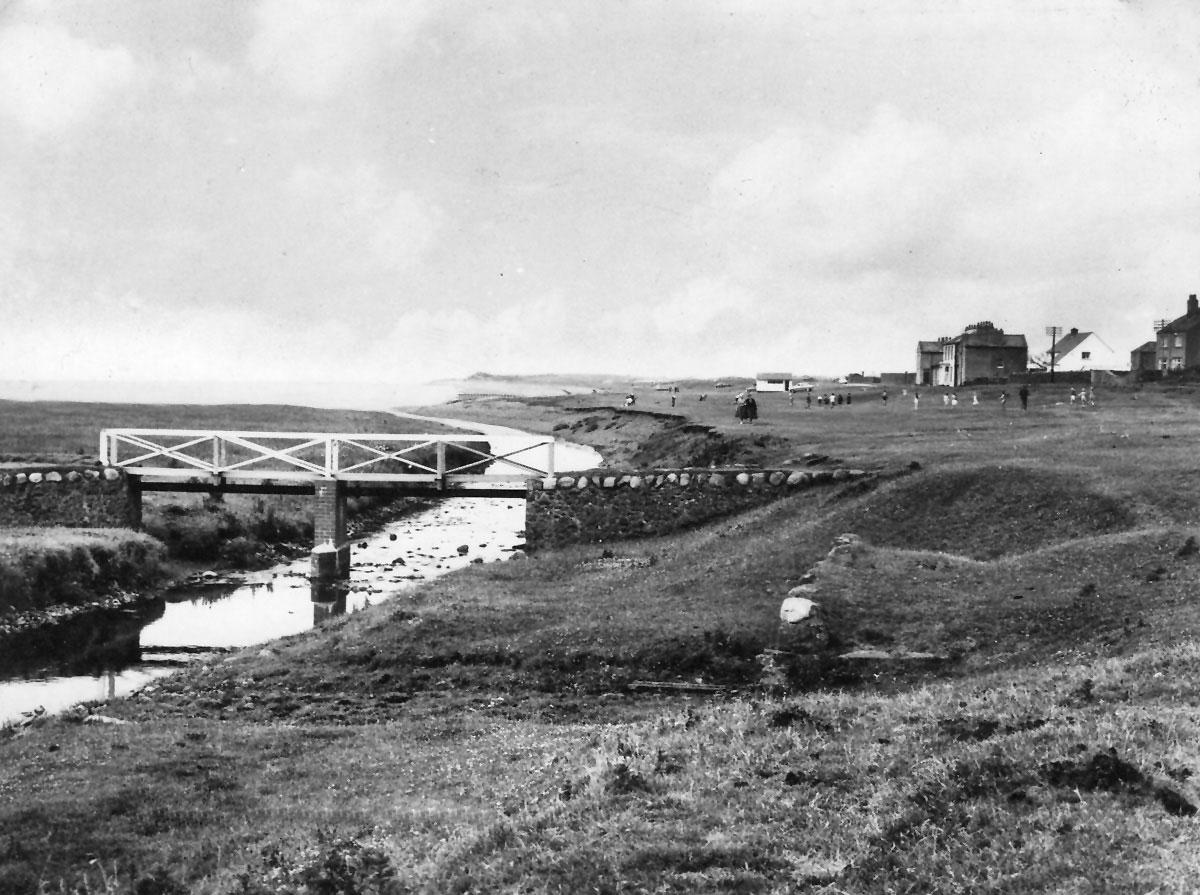 Allonby Beck Bridge
