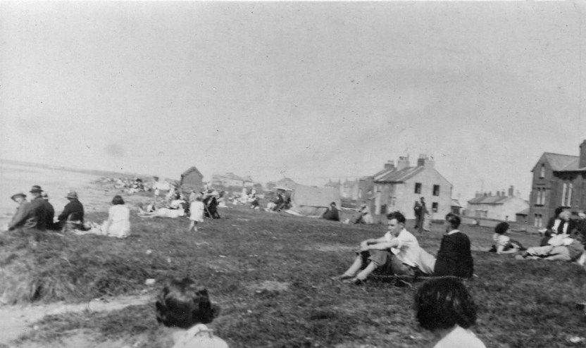 Sitting Allonby Green