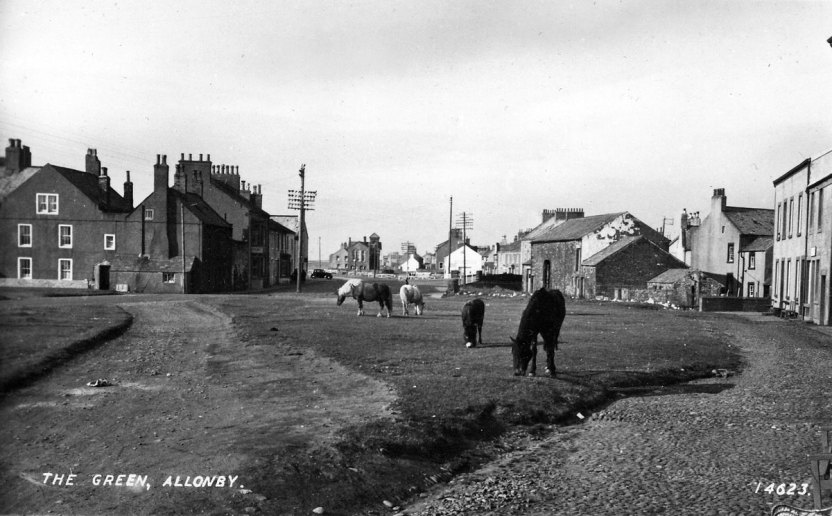 The Green Allonby