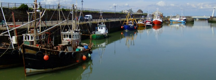 Fishing Boats at Maryport