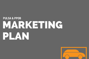 Marketing Plan Pulsa dan PPOB