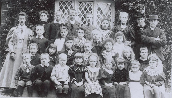 School Photo 1900