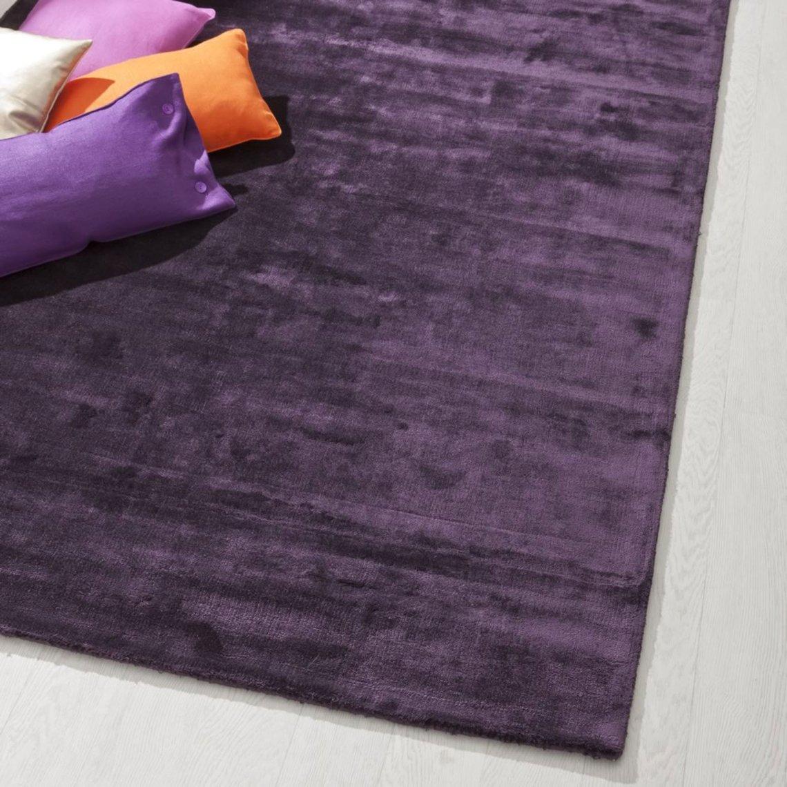 soyez original avec un tapis carré