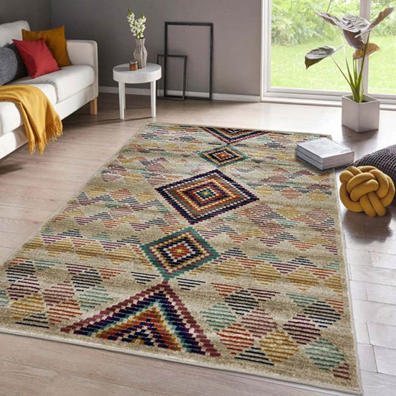 tapis de salon kilim