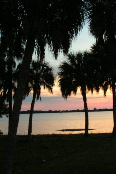 sunset, Florida, romance, evening ingredient