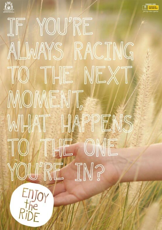 racing, enjoy the moment, smell the roses