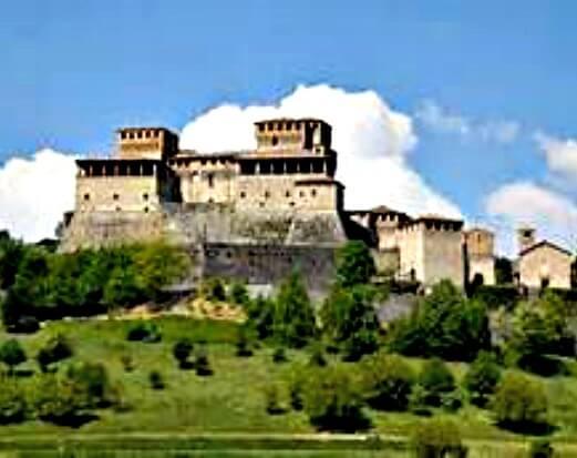 Langhirano, Parma, Emilia-Romagna, prosiutto