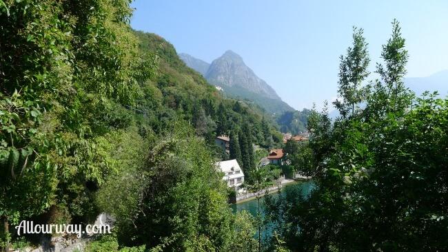San Mamete-Valsolda Italy on Lake Lugano @allourway.com