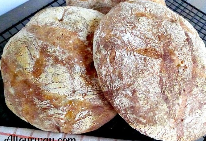 Pugliese Bread An Italian Rustic Loaf