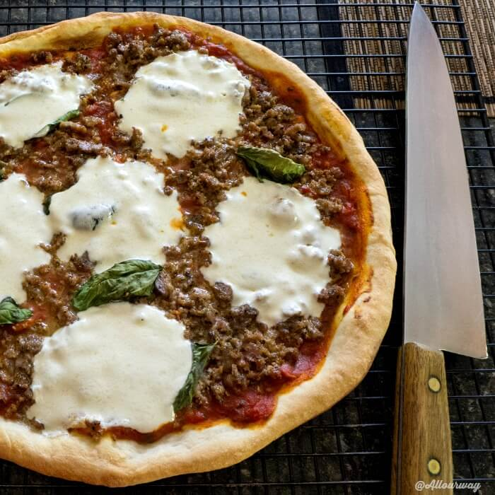 How to Make Winning Pizza Sauce is easy, healthy and tasty @allourway.com