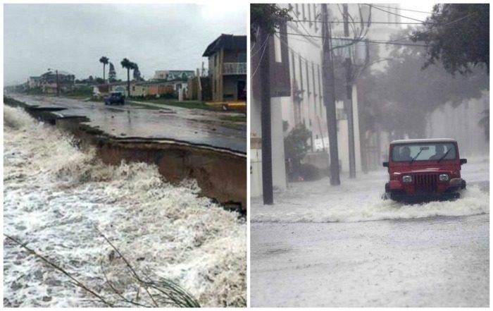 How to survive a hurricane photo of Jacksonville and St. Augustine @allourway.com