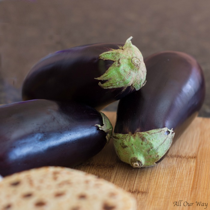 Baba Ghanoush is a Mediterranean eggplant dip that tastes smokey, garlicky, nutty, and is irresistible.