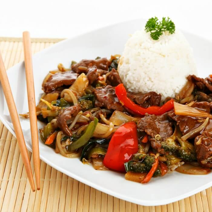 Beef Chop Suey is easy an easy to make stew that can stretch the food budget.