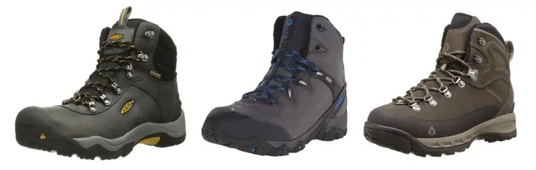 top hiking boots for winter