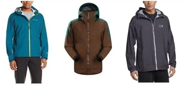 top lightweight rain coats