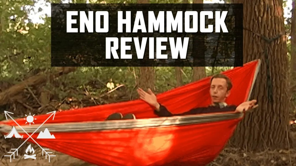 eno doublenest hammock reviews
