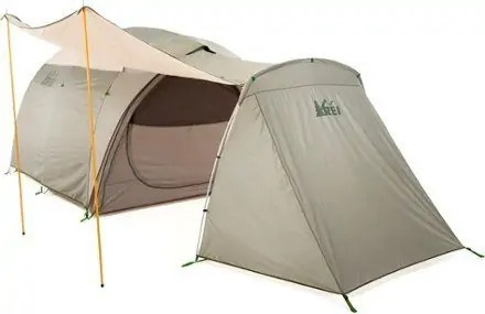 This offers two benefits u2013 awesome views and incredible airflow. During warm weather c&ing where there is no fear of rain it makes sense to not use the ...  sc 1 st  Outdoors Guide & REI Kingdom 6 Review - Is the Kingdom 6 Worth the Money? - All ...