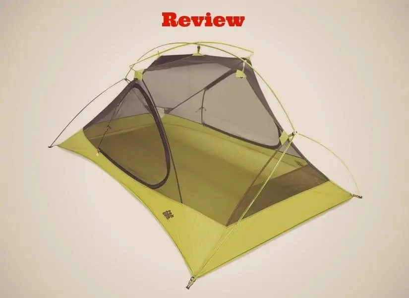A Review of the EMS Velocity 2 Tent