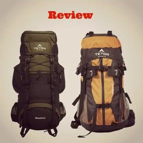 The Teton Sports Scout 3400 Backpack Review: Is This the Pack for You? - All Outdoors Guide