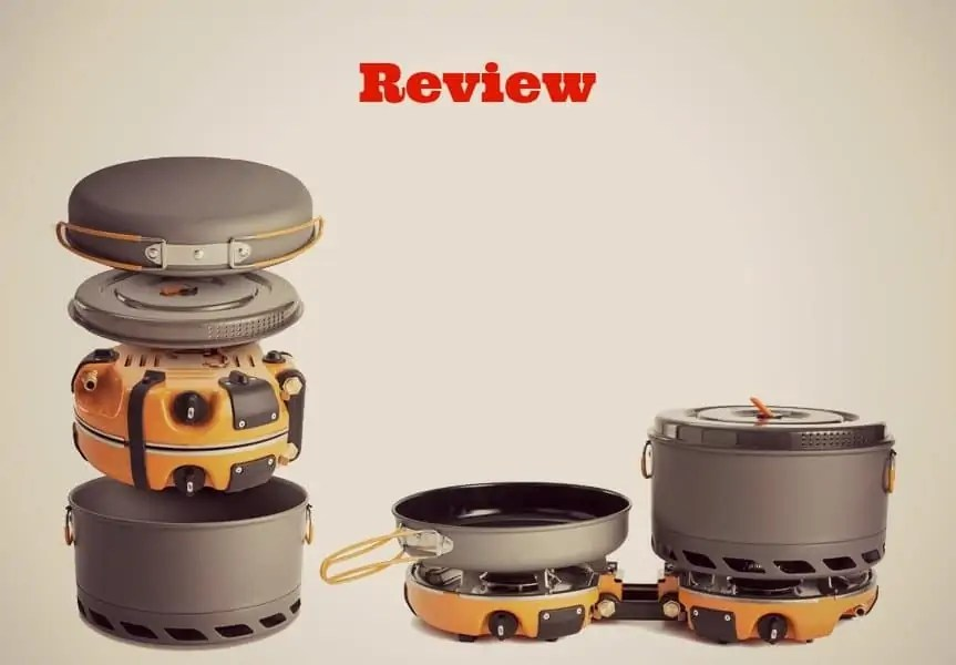 Jetboil Genesis Review