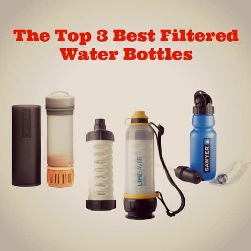 The Top 3 Best Filtered Water Bottles All Outdoors Guide