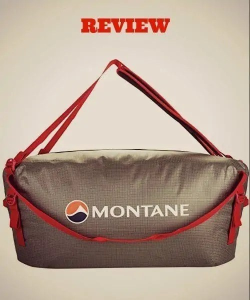 the montane transition 100 bag is clearly very well-designed and a quality bag