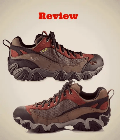 A Review of the Oboz Firebrand II Hiking Shoe