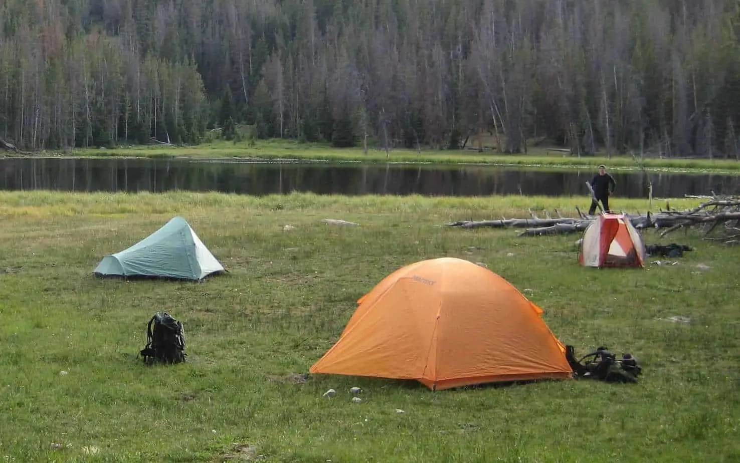 Additionally these double vestibule help keep out rain when entering or exiting the tent. & A Review of the Marmot Ajax 3 Tent: Is It Right For You? - All ...
