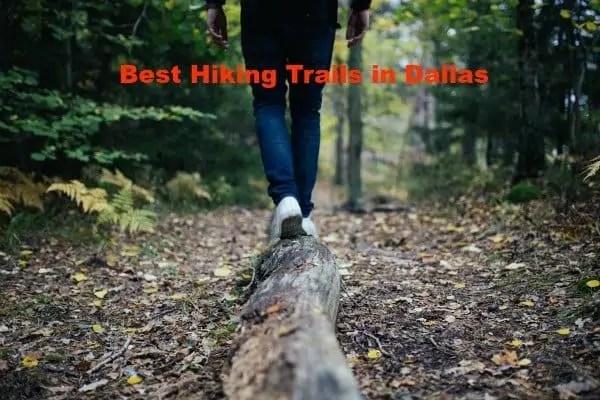 hiking in dallas