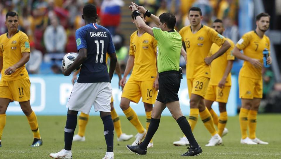 VAR at the World Cup: An Early Verdict
