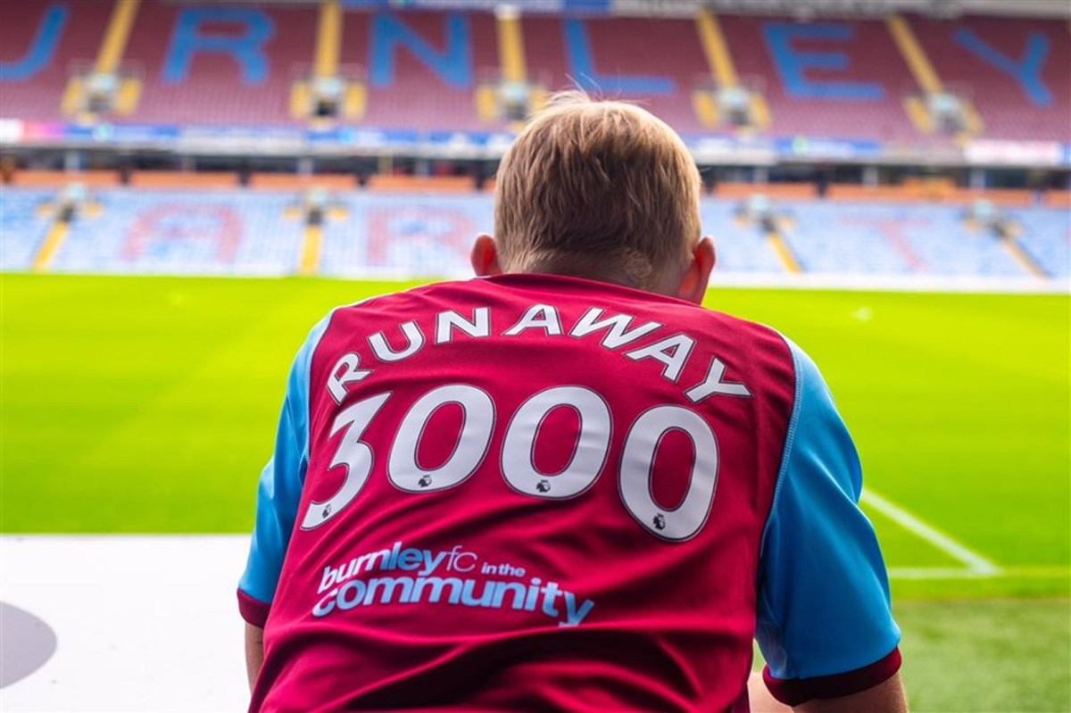 Meet the Burnley fan who is travelling to all 19 of the Clarets away games this season- on foot