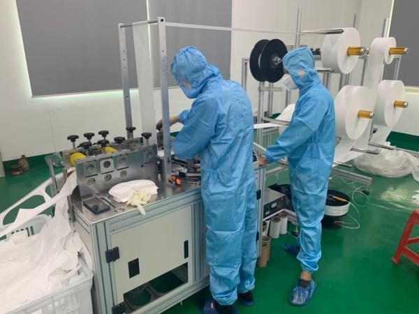 Mask Production Covid-19