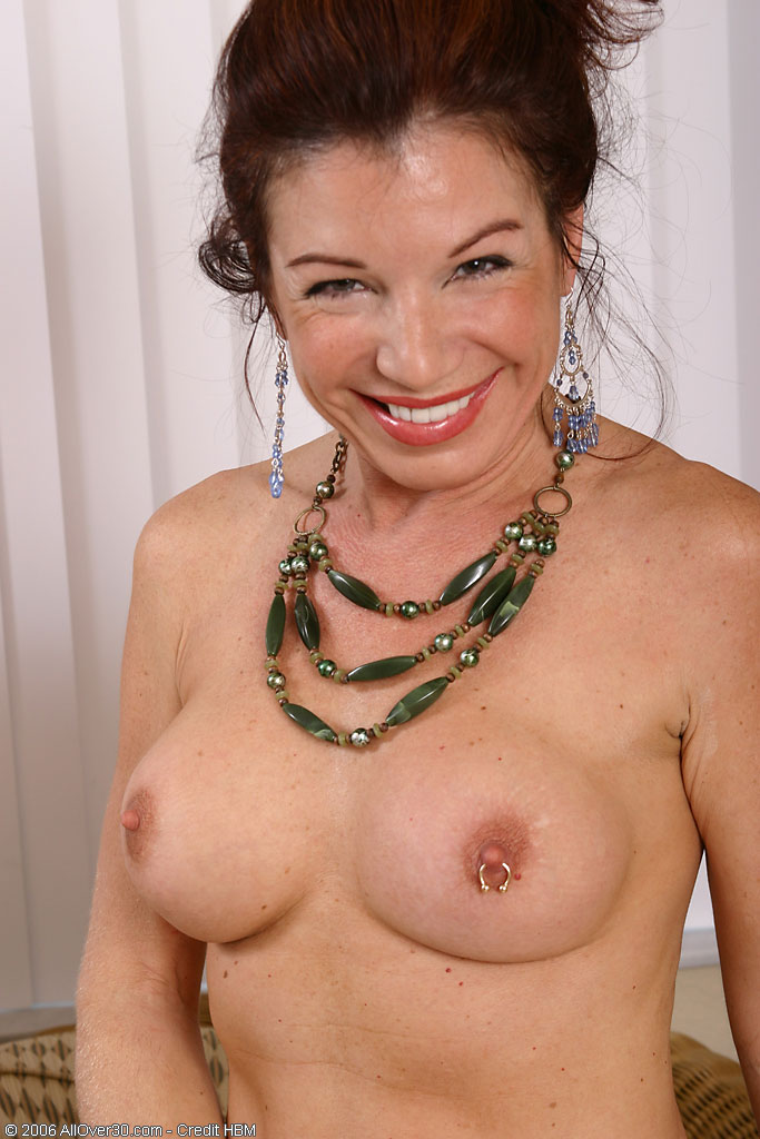 Mature women pierced nipples nude Mature Women With Pierced Nipples