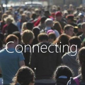 connecting + interaction design