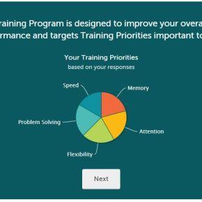 training your brain