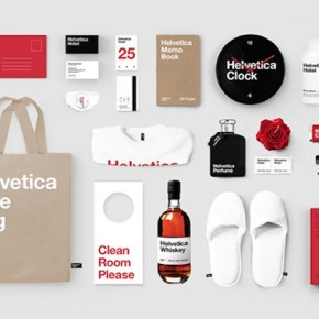 helvetica: the hotel