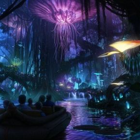 disney: avatar theme park in the works
